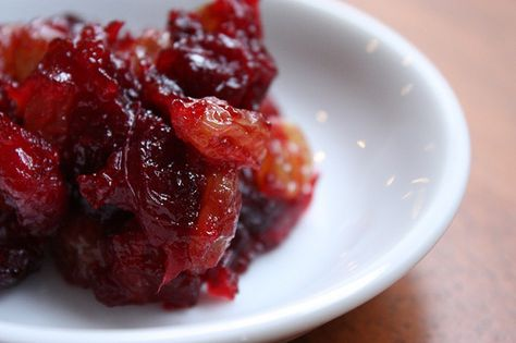 How to make a Cranberry, Clementine, Pumpkin Seed Conserve