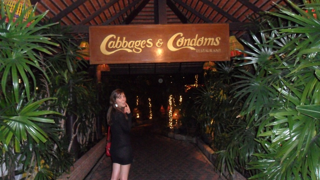 Cabbages and condoms resto
