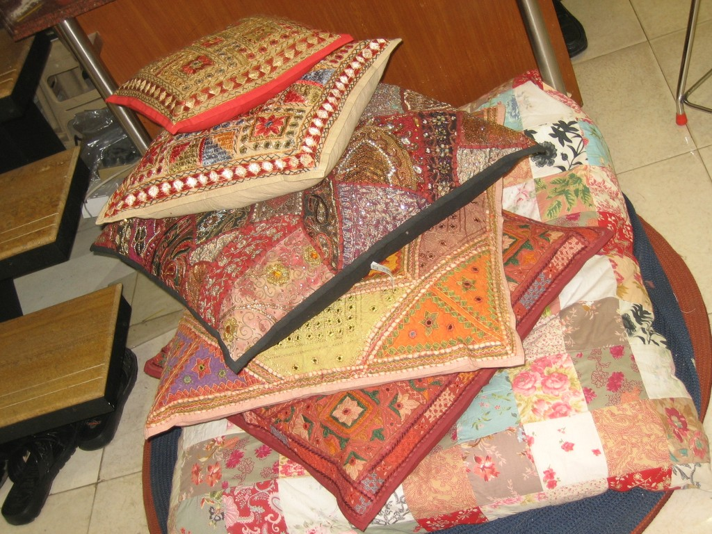 Gorgeous Indian fabrics