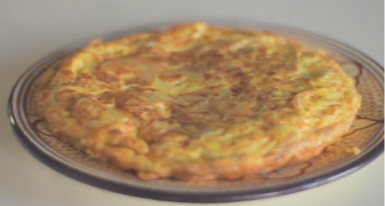 See the best way to make Tortilla Espanola on Recipe Wars