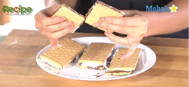 How to make super easy S'mores
