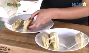 How to make Green Chile and Cheese Tamales