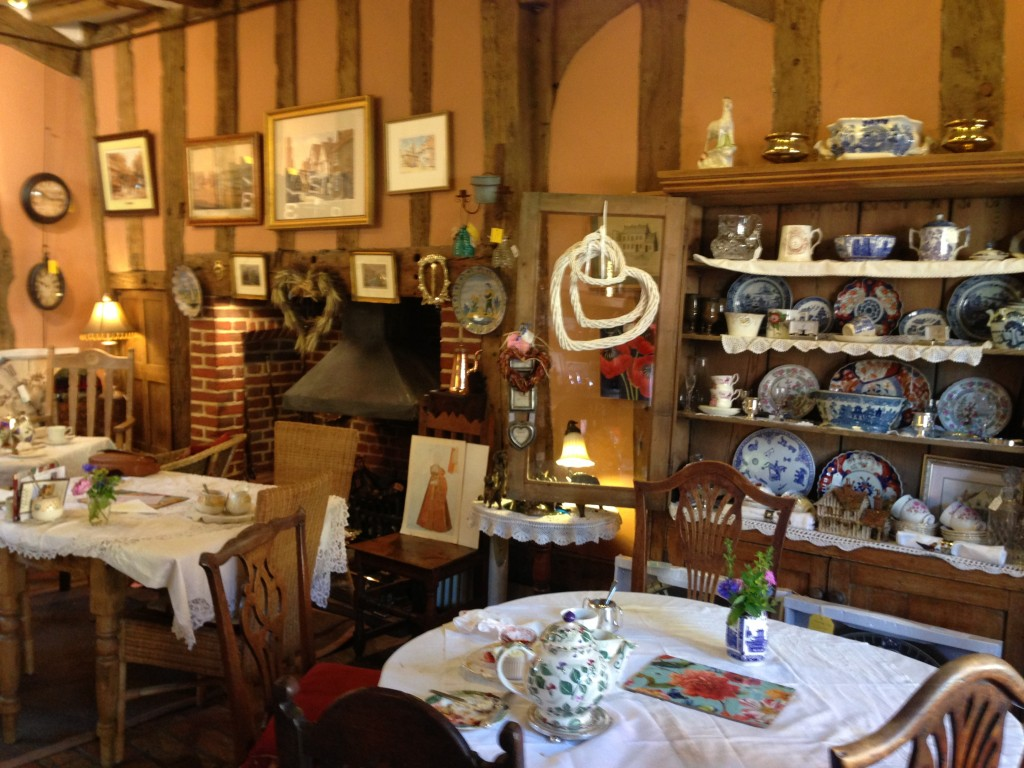 Munnings Tea Room Lavenham