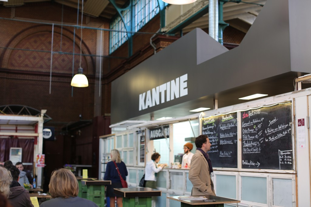 Kantine outside 2