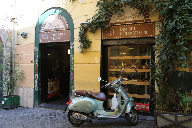 The Gourmet Guide to Rome