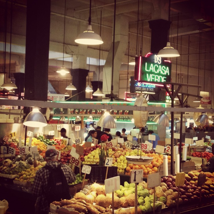 A Guide to Grand Central Market, Downtown LA