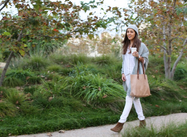 A walk in the park with Leah Lerner