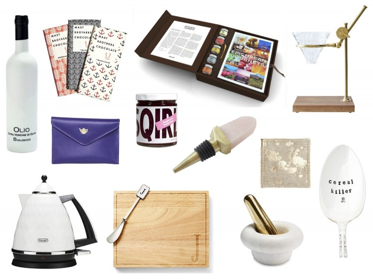 Gift Guide: For the Gourmet Goddess