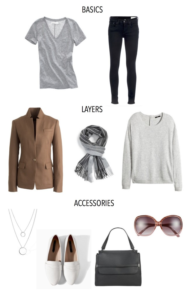 Travel Basics what to wear