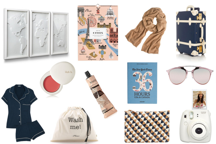 Gift Guide: The Travelista